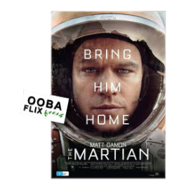 The Martian starring Matt Damon